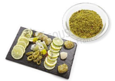 Enrobage thym citron
