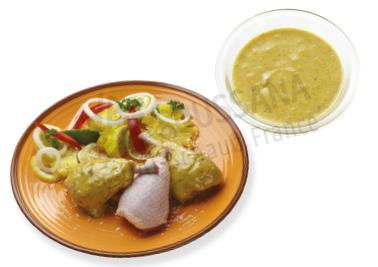 Marinade curry